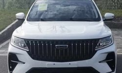 Not BMW, but X6: Geely updated compact crossover