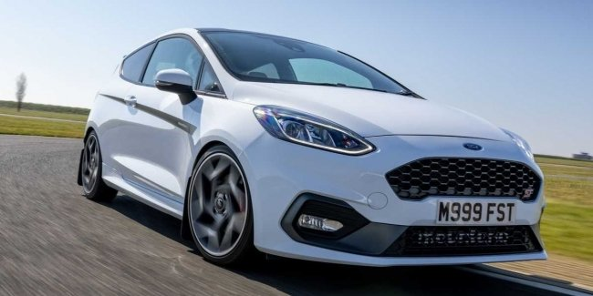 Mountune unveils modified versions of Ford Puma ST and Fiesta ST