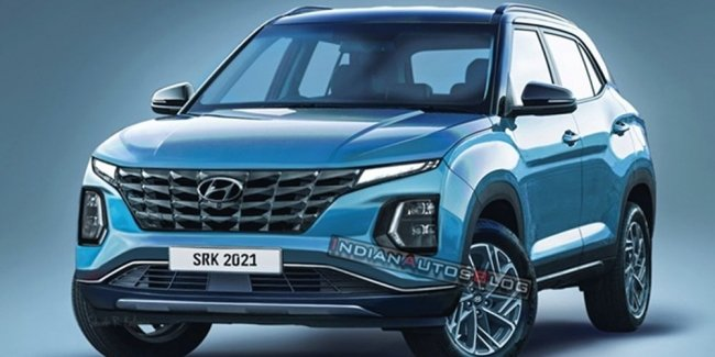 The new Hyundai Creta crossover will be a replica of the recently debuted Tucson