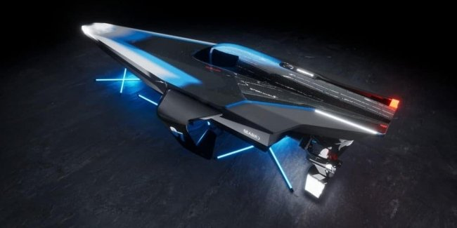 Electric boat RaceBird will launch a new racing series