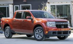 Ford Maverick will not appear in Europe