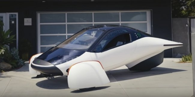 An electric car with a power reserve of 1600 km was shown on video