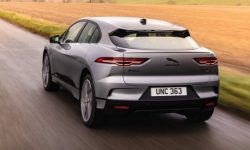 Revamped Jaguar I-Pace: Fast Charging and Advanced Media
