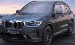 Alpina has updated the X3 crossover in its own way