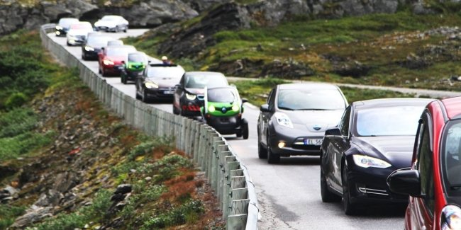 Electric car is also a luxury: Norway can introduce a new tax