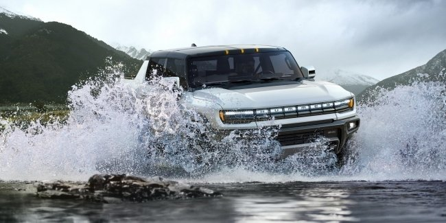 """Hummer EV """"Extreme Off-Road Package"""": what does it include?"""
