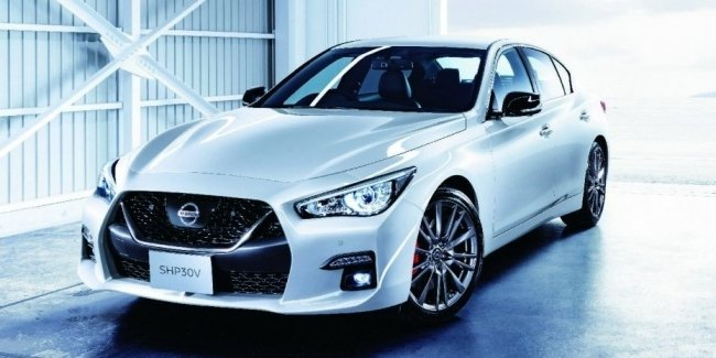 Nissan will give up sedans, but will not give up Skyline