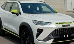 Haval certified in hybrid version of H6 Coupe HEV
