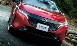New version for the new Nissan Note