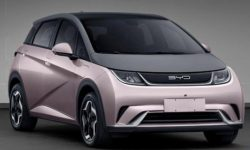 Volkswagen ID.3 from BYD: first photos
