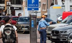 The cost of parking in Kiev want to increase more than three times!