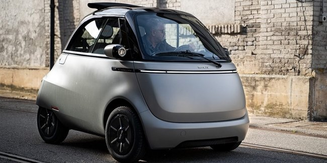 What will be a serial electric car based on BMW Isetta