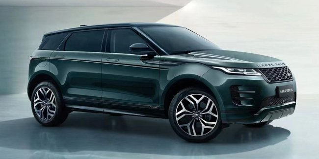 Extended Range Rover Evoque: why such brewing?