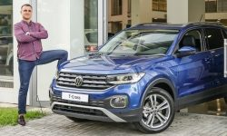 """VW T-Cross: """"package"""" under the hood, """"package"""" in the cabin"""