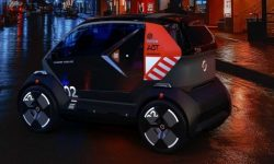Renault unveils three compact electric cars