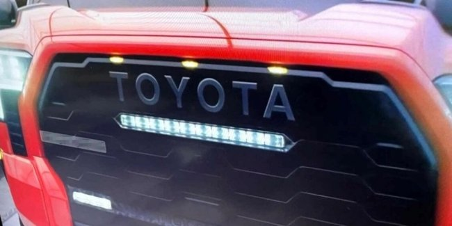 """Declassified the new Toyota Tundra in the most """"evil"""" performance"""