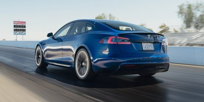 Just the best car? New Tesla Model S Plaid breaks all records