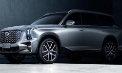 First images of new GAC Trumpchi GS8 crossover emerge
