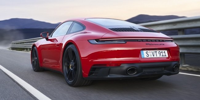 Closer to Turbo: the new version of the 911 GTS is ready