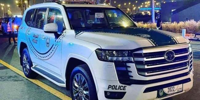 UAE police were cooler than our deputies