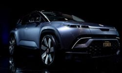 Details about the new Fisker Ocean electric crossover have become known