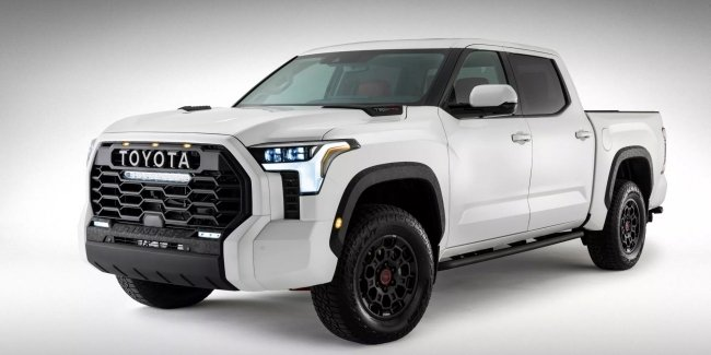 What the interior of the new Toyota Tundra will look like