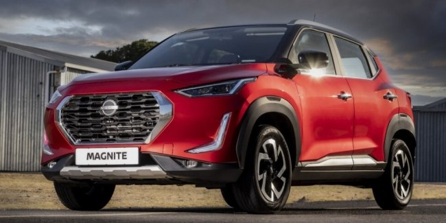 Nissan Magnite: it's not just India