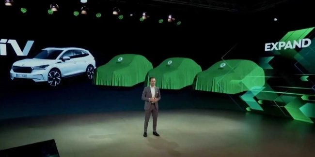 Skoda announces three budget electric cars by 2030