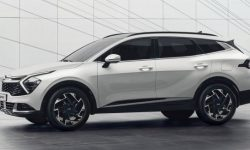 What does the new Sportage boast about? Declassified equipment