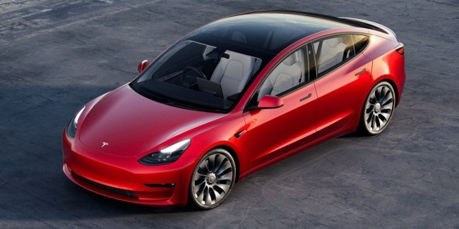 """Tesla for the first time topped the ranking of """"most American cars"""""""