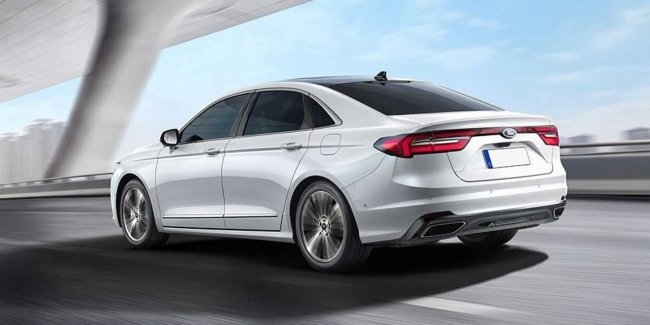 Chinese Ford Evos will turn into a European Mondeo?