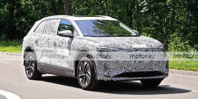 Audi turns to VW: what hides Audi Concept Shanghai?
