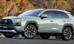 Toyota RAV4 will be updated, but will not come to us