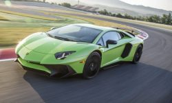 The latest Aventador: The company has confirmed that it will introduce two models with V12