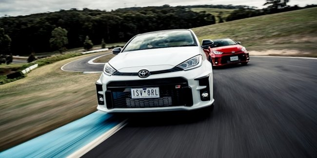 Video: Iconic Toyota Celica and Supra battle in drag with GR Yaris