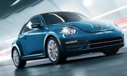 Geely takes on VW Beetle