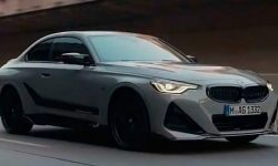 Another batch photo of the new BMW 2-Series Coupe