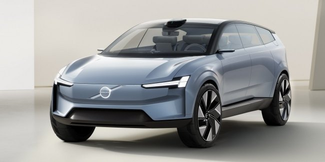 """The new Volvo XC90 will turn into a self-driving """"electric train"""""""