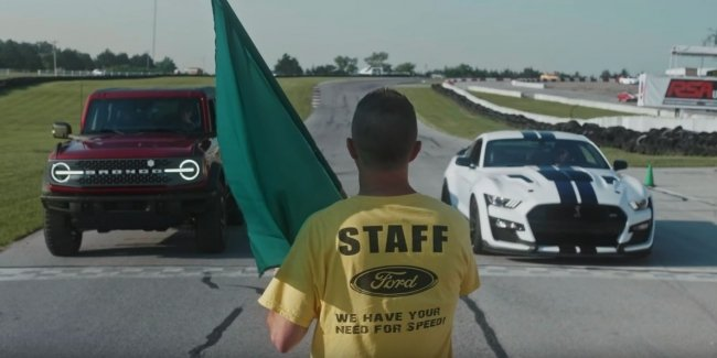 Can the Ford Bronco overtake the Mustang Shelby GT500?