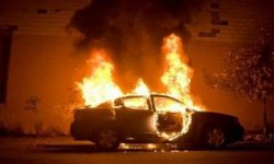 Not only Tesla is on fire: Toyota Camry exploded, and more than once