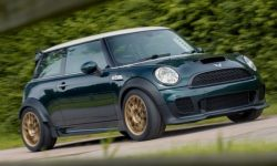 MINI with a great … V8