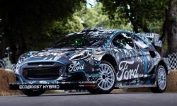 New M-Sport rally hybrid for WRC to be built on Ford Puma base