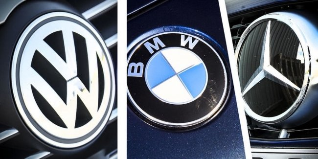 VW and BMW fined $1 billion