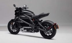 The new LiveWire ONE electric cycle