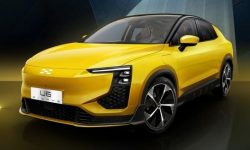 Aiways U6 battery-powered cross-coupe is available for order
