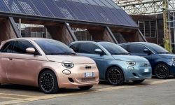 FIAT's plans for electrification of the model range