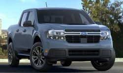 How much does an exclusive version of the Ford Maverick pickup cost?