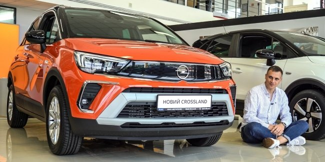 """Restyled Crossland: the most """"charged"""" in the class?"""