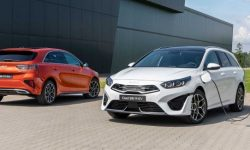 Meet KIA Ceed with new design and electrification