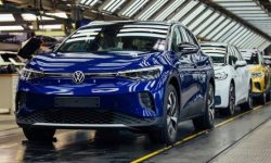 VW donated its ice plant for batteries